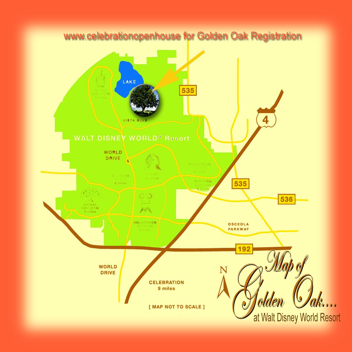 GOLDEN OAK at Walt Disney World Resort Real Estate