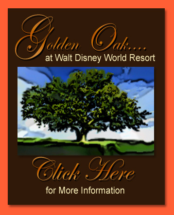 GOLDEN OAK at Walt Disney Word Resort
